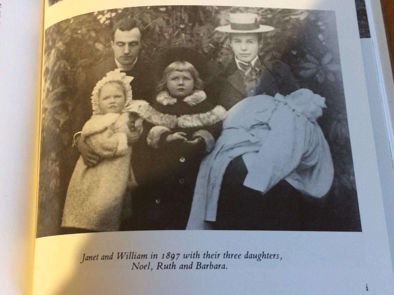 The Streatfeild family in 1897