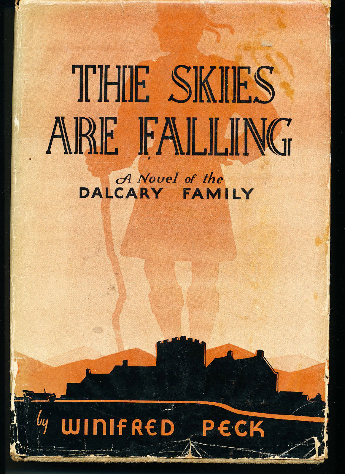 The Skies are Falling by Winifred Peck