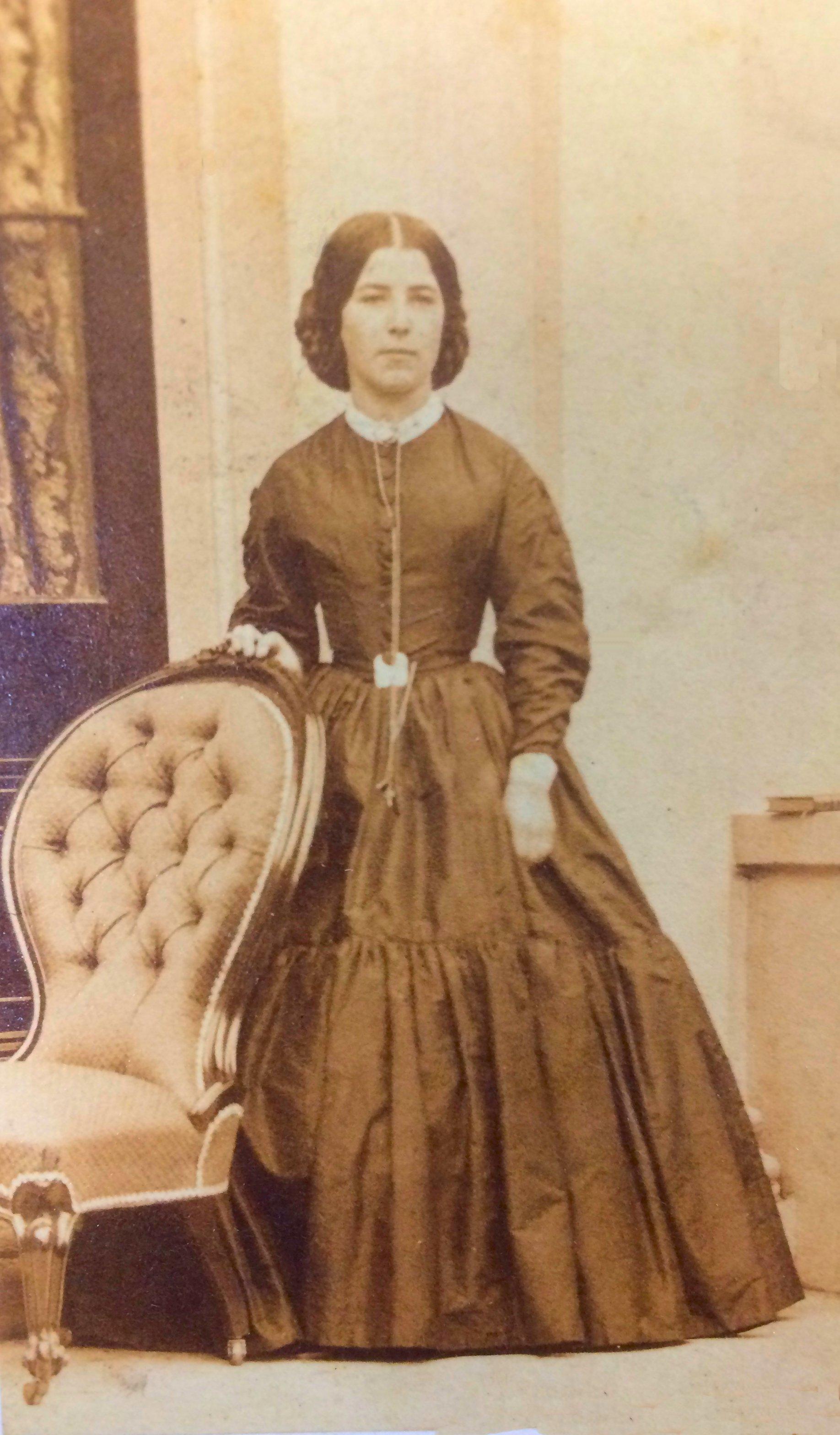 A young Marie Corbett